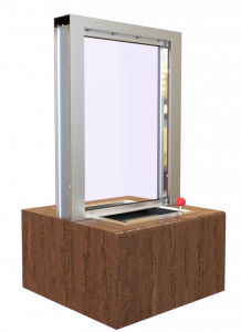 Pay window with Transfer Tray PWII